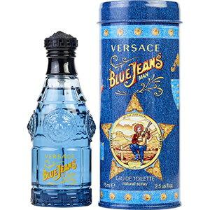 【最安値に挑戦中】【ヴェルサーチ(ヴェルサス) 香水】ブルージーンズEDTSP75ml【あす楽対応】
