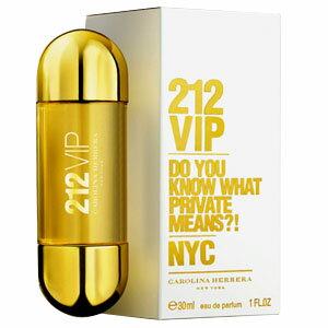 キャロライナヘレラ212VIPオードパルファム30mlEDP212ビップ香水レディース