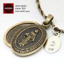 【 ポールスミス のデザイナーが手がけたブランド】 AMP JAPAN 真鍮マリアネックレス 『Brass Maria Locket Necklace…