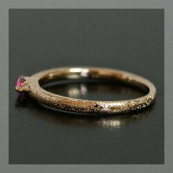 タンザニア産非加熱ピンクスピネルリング春色ピンク