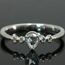 【送料無料】ネオクラシカルダイヤモンドリング