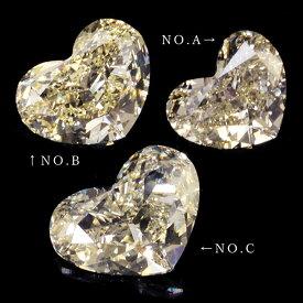 ☆ハートシェイプ ダイヤモンド ソーティングメモ付NO.Aのみ販売※こちらのルースを使用してのオーダー・セミオーダー・カスタマイズもお受けできます。