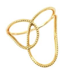 地金アクセントリング「string紐」
