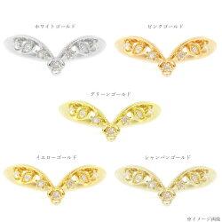 ローズカットダイヤモンドリング「フィオレロ」Fiorello送料無料新作