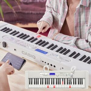 電子キーボード カシオ 光ナビゲーションキーボード LK-520 カシオトーン CASIO 光ナビ Casiotone(ラッピング不可)(みつはぴ)