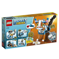 レゴ(LEGO)ブーストレゴブーストクリエイティブ・ボックス17101おもちゃ玩具知育ブロックロボット