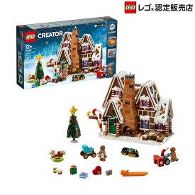 【流通限定商品】レゴ (LEGO) クリエイター エキスパート ジンジャーブレッドハウス 10267 ブロック おもちゃ 室内 おうち時間