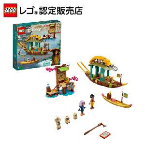 【レゴ(R)認定販売店】レゴ (LEGO) ディズニープリンセス ブーンの船 43185    おもちゃ 玩具 ブロック 男の子 女の子 おうち時間