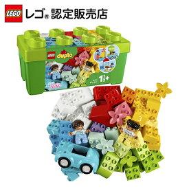 【レゴ(R)認定販売店】レゴ (LEGO) デュプロ デュプロのコンテナ デラックス 10913 ●