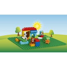 レゴ(LEGO)デュプロ基礎板(緑)2304