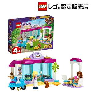 【レゴ(R)認定販売店】レゴ (LEGO) フレンズ ハートレイクシティのパン屋さん 41440 || おもちゃ 玩具 ブロック 男の子 女の子 おうち時間