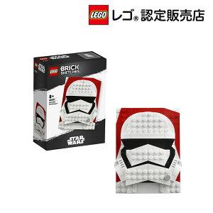 レゴ(LEGO) ブリック スケッチ ストームトルーパー    おもちゃ 玩具 ブロック 男の子 女の子 おうち時間
