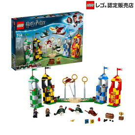 【流通限定商品】レゴ (LEGO) ハリー・ポッター クィディッチ 対決 75956