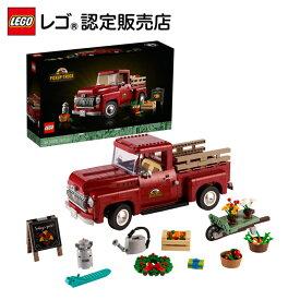【流通限定商品】レゴ (LEGO) ピックアップトラック 10290 || おもちゃ 玩具 ブロック 男の子 女の子 おうち時間 大人 オトナレゴ インテリア ディスプレイ おしゃれ ホビー 模型 車 プレゼント ギフト 誕生日 クリスマス
