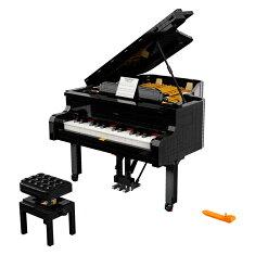 【流通限定商品】レゴ(LEGO)アイデアグランドピアノ21323おもちゃブロック室内おうち時間