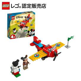 【レゴ(R)認定販売店】レゴ (LEGO) ミッキー&フレンズ ミッキーのプロペラひこうき 10772 || おもちゃ 玩具 ブロック 男の子 女の子 おうち時間 知育 幼児 子育て ごっこ遊び ディズニー