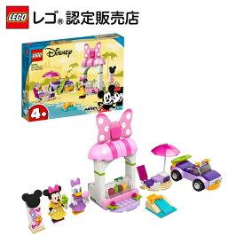 【レゴ(R)認定販売店】レゴ (LEGO) ミッキー&フレンズ ミニーのアイスクリームパーラー 10773 || おもちゃ 玩具 ブロック 男の子 女の子 おうち時間 知育 幼児 子育て ごっこ遊び ディズニー