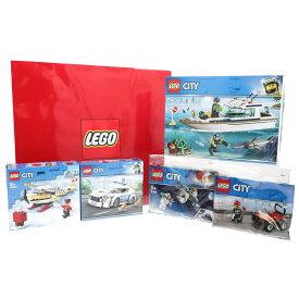 【レゴ(R)認定販売店】レゴ (LEGO) サマーハッピーバッグ シティ ブロック おもちゃ 室内 おうち時間