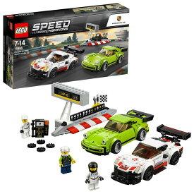 【レゴ(R)認定販売店】レゴ (LEGO) スピードチャンピオン ポルシェ 911 RSR と 911 ターボ 3.0 75888