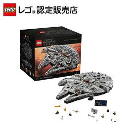 【流通限定商品】レゴ (LEGO) スター・ウォーズ ミレニアム・ファルコン 75192 ブロック おもちゃ 室内 おうち時間