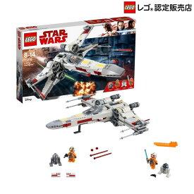 【レゴ(R)認定販売店】レゴ (LEGO) スター・ウォーズ Xウィング・スターファイター 75218 ブロック おもちゃ プレゼント