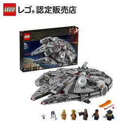【レゴ(R)認定販売店】レゴ (LEGO) スター・ウォーズ ミレニアム・ファルコン 75257 ブロック おもちゃ