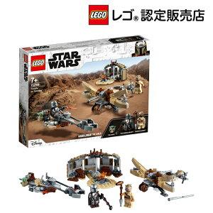 【レゴ(R)認定販売店】レゴ (LEGO) スター・ウォーズ タトウィーンの戦い 75299 || おもちゃ 玩具 ブロック 男の子 女の子 おうち時間