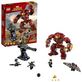 【レゴ(R)認定販売店】レゴ (LEGO) スーパー・ヒーローズ ハルクバスター・スマッシュアップ 76104 ブロック おもちゃ