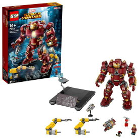 【流通限定商品】レゴ (LEGO) スーパー・ヒーローズ ハルクバスター:ウルトロン・エディション 76105 ブロック おもちゃ