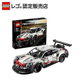 【レゴ(R)認定販売店】レゴ (LEGO) テクニック ポルシェ 911 RSR 42096    おもちゃ 玩具 ブロック 男の子 女の子 おうち時間 大人 オトナレゴ インテリア ディスプレイ 車 モデルカー ホビー 模型 のりもの スポーツカー レースカー Porsche プレゼント ギフト 誕生日