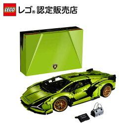 【流通限定商品】レゴ (LEGO) テクニック ランボルギーニ シアンFKP 37 42115 おもちゃ ブロック 大人 室内 おうち時間