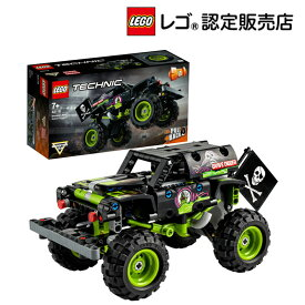 【レゴ(R)認定販売店】レゴ (LEGO) テクニック Monster Jam グレイブ・ディガー 42118 || おもちゃ 玩具 ブロック 男の子 女の子 おうち時間