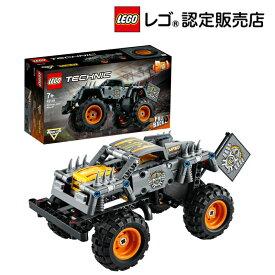 【レゴ(R)認定販売店】レゴ (LEGO) テクニック Monster Jam マックスD 42119    おもちゃ 玩具 ブロック 男の子 女の子 おうち時間