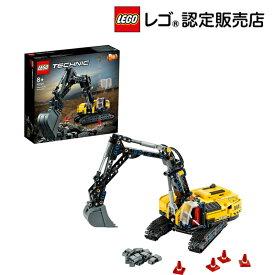 【レゴ(R)認定販売店】レゴ (LEGO) テクニック ヘビーデューティ掘削機 42121    おもちゃ 玩具 ブロック 男の子 女の子 おうち時間
