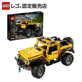 【レゴ(R)認定販売店】レゴ (LEGO) テクニック ジープ ラングラー 42122 || おもちゃ 玩具 ブロック 男の子 女の子 おうち時間
