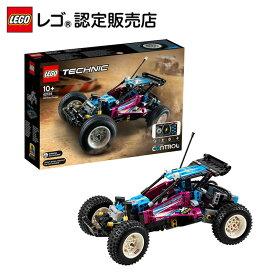 【レゴ(R)認定販売店】レゴ (LEGO) テクニック オフロードバギー 42124 || おもちゃ 玩具 ブロック 男の子 女の子 おうち時間