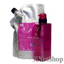 ミルボンディーセスノイドゥーエウィローリュクスシャンプーW1000ml詰め替え+詰め替え用ボトルセット