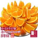 激甘 オレンジ 約5kg(24〜33玉) オーストラリア産 【送料無料】 「北海道・沖縄は+1100円」 果物 フルーツ ネーブル…