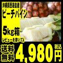 【送料無料】沖縄西表島産・ピーチパイン 5キロ「北海道・沖縄は+540円」