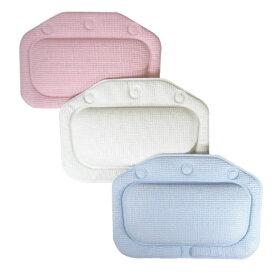 ジャパンインターナショナルコマース すべり止めお風呂ピロー 30×21cm 介護用 入浴用品