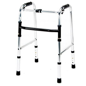固定型歩行器 ウォーカーミニ HKM-100 マキテック 施設 病院 リハビリ 歩行訓練 歩行補助具 歩く訓練 室内用 屋内用 ミニタイプ コンパクト 軽量