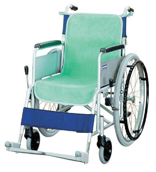 ケアメディックス 車椅子用 シートカバー 同色2枚入