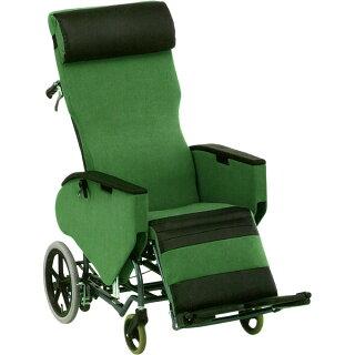 【送料無料】【松永製作所】フルリクライニング&ティルティング車椅子エリーゼFR-31TR【smtb-s】