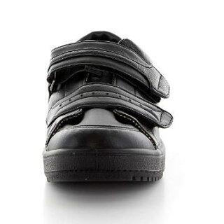 【ムーンスター】紳士用リハビリシューズVステップ04(片足販売)【装具対応】【靴】【介護靴】【リハビリ】【義足】【怪我】【包帯】【サポーター】