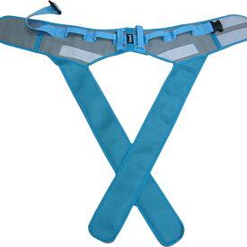幸和製作所 テイコブ X型入浴用介助ベルト M AB11-BL 介護用 入浴用品 【送料無料】
