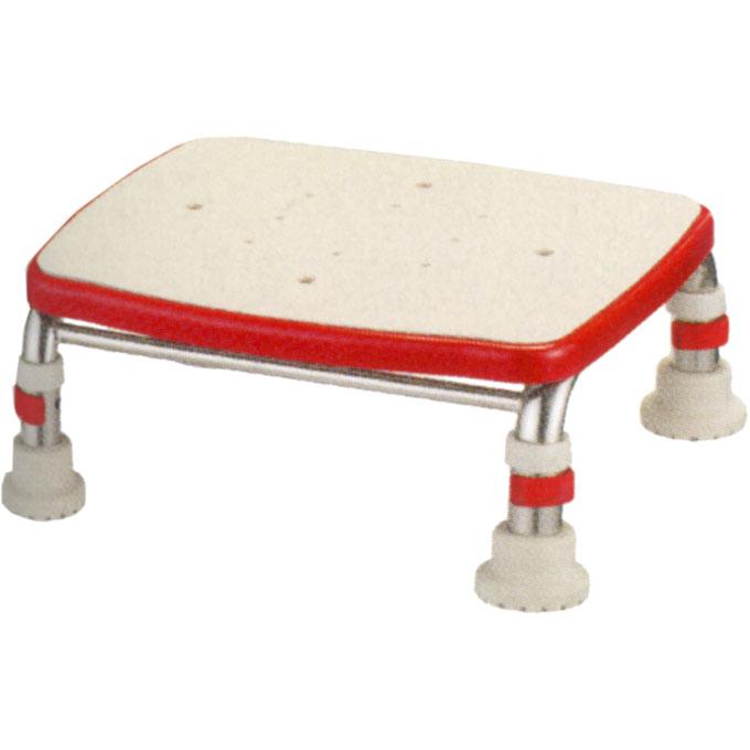 アロン化成 安寿 ステンレス製浴槽台R あしぴた・ミニ 高さ15-20cm 介護用 入浴用品 送料無料