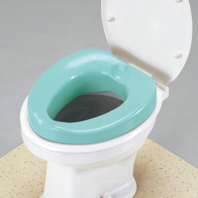 アロン化成 安寿 洋式トイレ用 [ソフト補高便座#5] 5cm補高 【送料無料】高さ調整 介護用品 排泄 便器 立ち上がり 補助 老人 高齢者 シニア