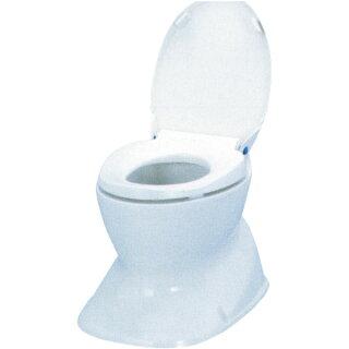 【送料無料】段差の無いトイレにアロン化成サニタリーエースHG据置式【smtb-s】