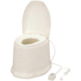 【送料無料】和式が洋式トイレにアロン化成サニタリーエースSD暖房便座補高#8据置式【smtb-s】