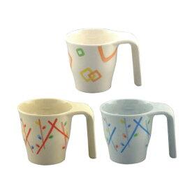 目盛り付きマグカップ 「アメニティーカップ」 270ml 東海興商 介護用カップ コップ マグカップ 食器 介護食器 自助具